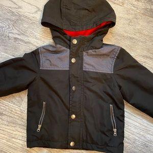 Toddler boy jacket